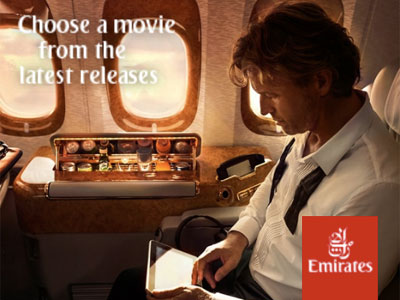 Emirates : 1st Class Whiskey
